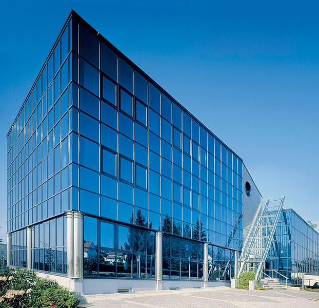 hapa AG Verwaltungsgebäude