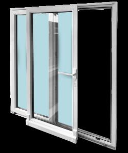 hapa Parallel-Schiebe-Kipp-Tür